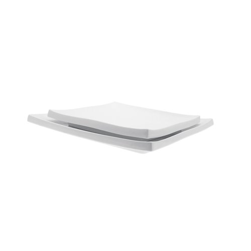 Plat Rectangle Infinite 40x27.5cm