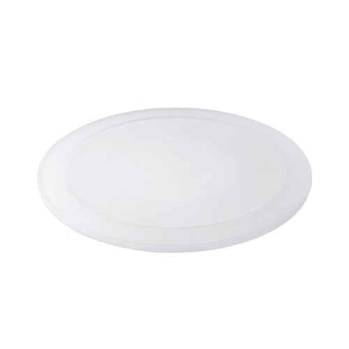 Tray D24cm Insert 13cm White Resin