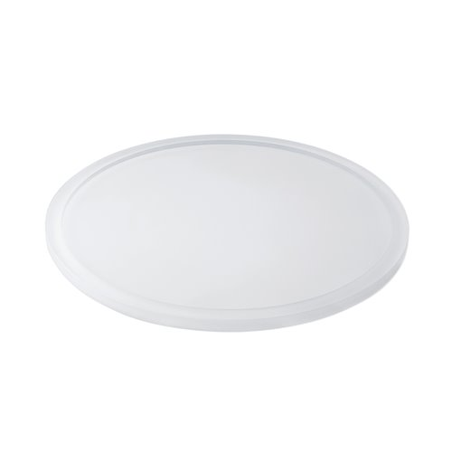 Tray D22cm Insert 10.7cm White Resin