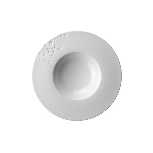 Deep Plate With Rim 27cm Origin