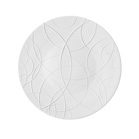 Charger Plate 32cm Monte Carlo Relief