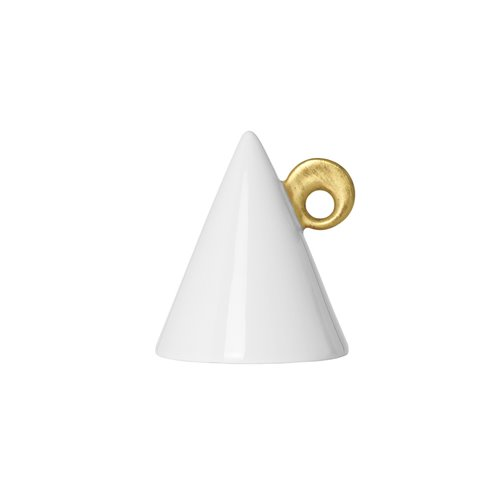 Conical Cover D6cm H7.5cm Bulle D'Or