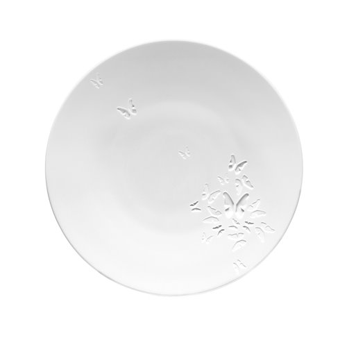 Charger Plate 32cm Butterfly