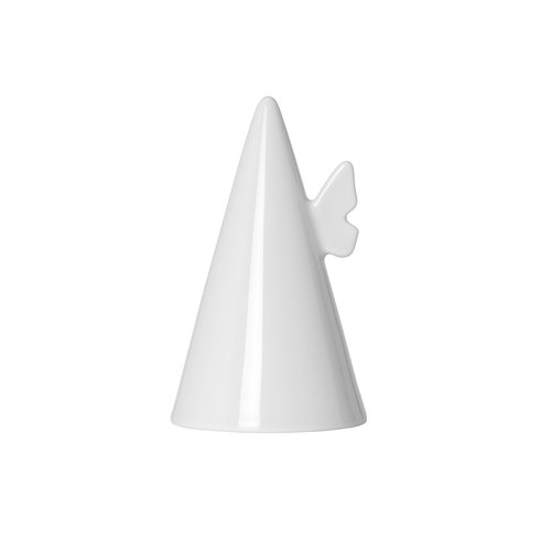 Conical Cover D6cm H10.5cm Butterfly