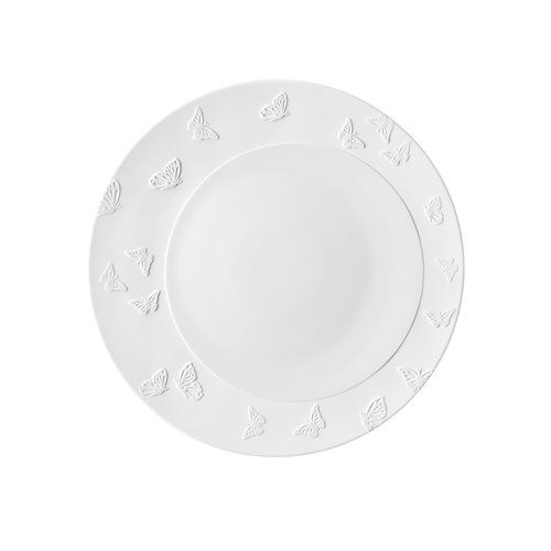 Assiette 29cm Bassin 20cm Butterfly Princess Relief