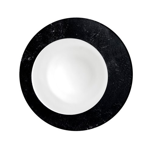 Charger Plate 32cm Black