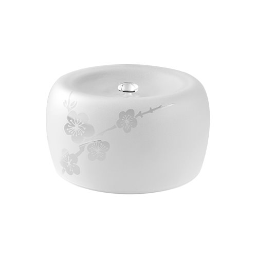 Glass Dome Cover D14.5cm H9cm Origin