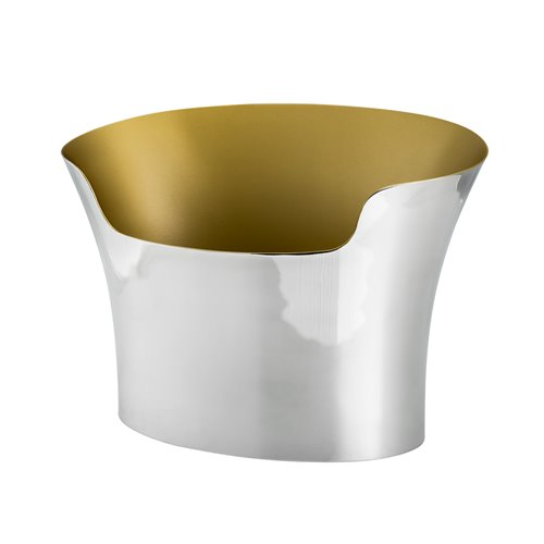 Gold Trio Champagne Bowl