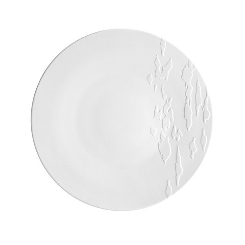 Plate 32cm Ecorce Relief