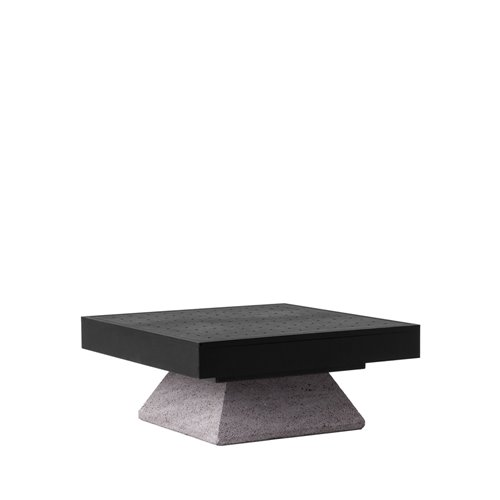 Classic Evolution stand 6cm Lava Stone, Evolution cold pan