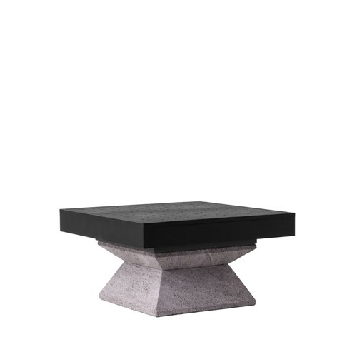 Classic Evolution stand 9cm Lava Stone, Evolution cold pan