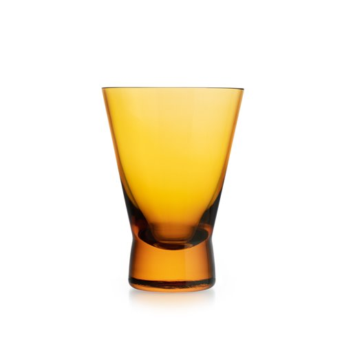 Paris Water Glass 32cl H12.5cm Amber