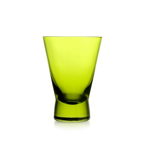 Paris Water Glass 32cl H12.5cm Pastel Green