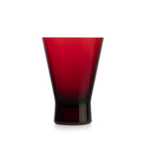 Paris Water Glass 32cl H12.5cm Dark Red