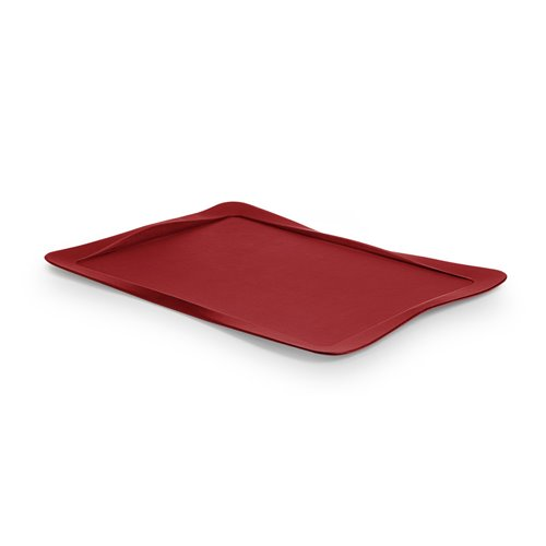 Carbon Tray Red