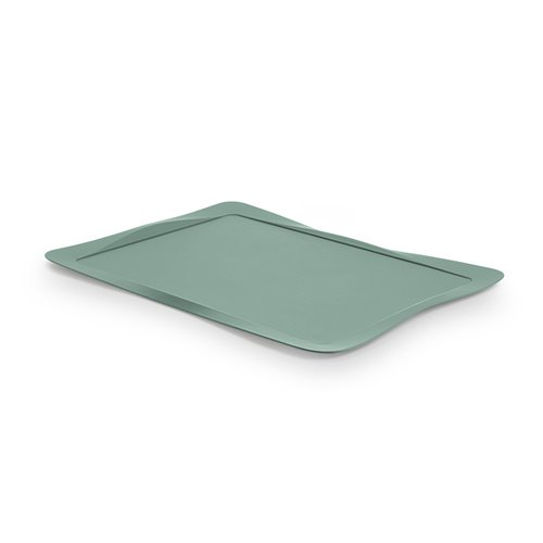 Carbon Tray Almond green
