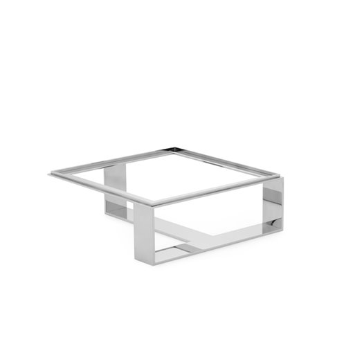 Horizon Stand Stainless steel H10cm L30x30cm