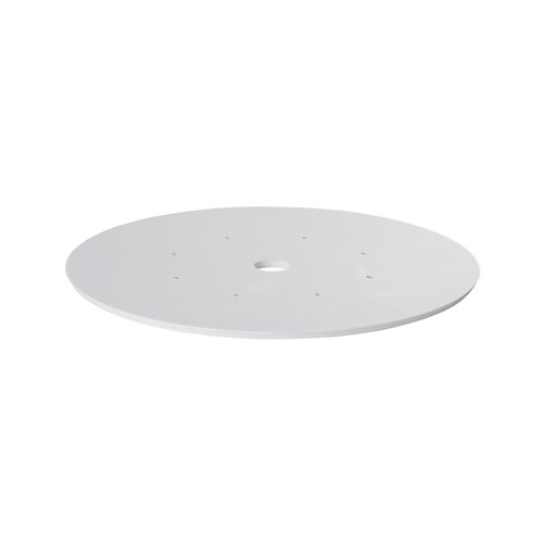 Vasque Adaptator D28cm White Solid Surface