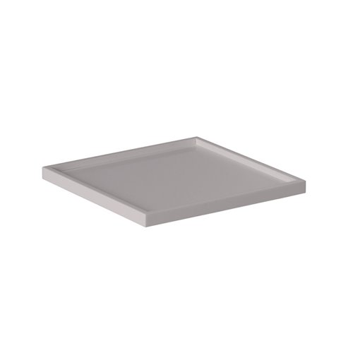 Adaptateur Insert Rond Plat. Evolution 16x16cm Surface Solide Grege