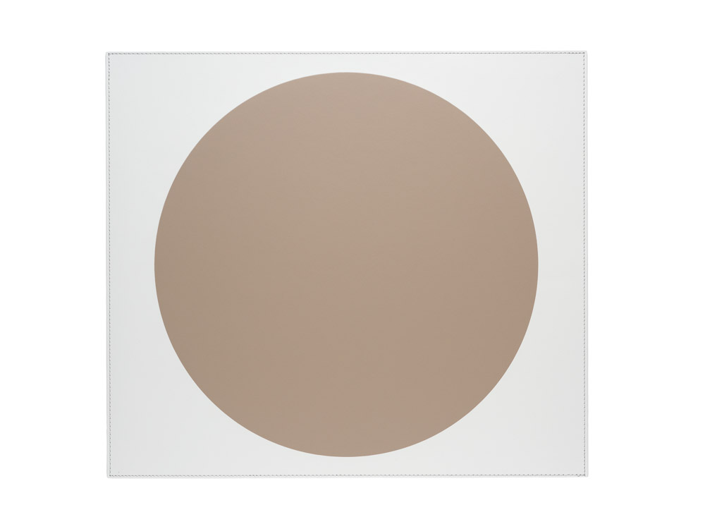 Eclipse placemat taupe grey