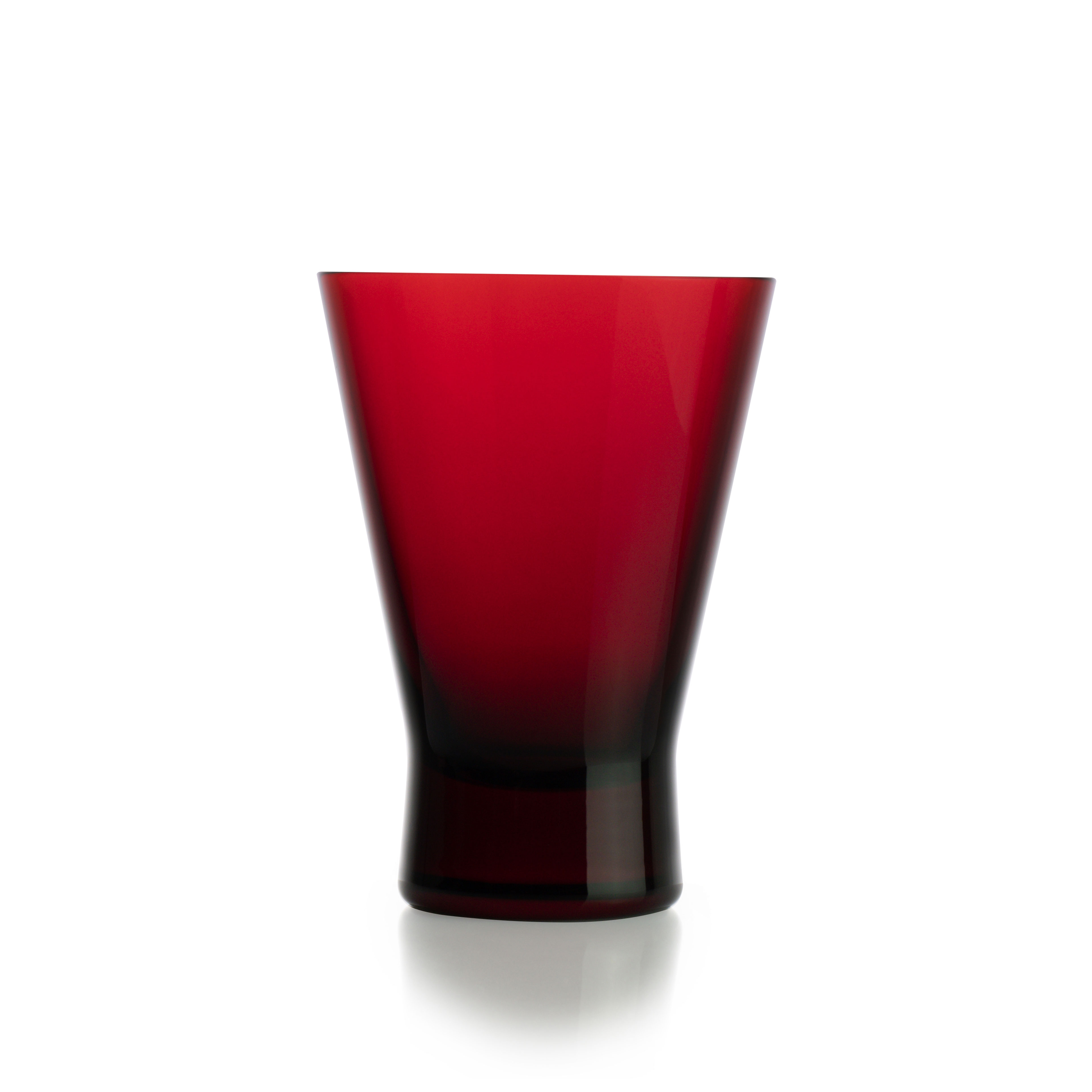 Paris Glass Red