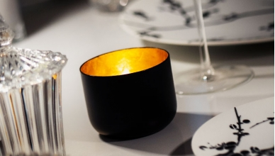 New : Cocoon Tealight holder