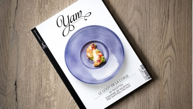 Meet us in the YAM n°44 !